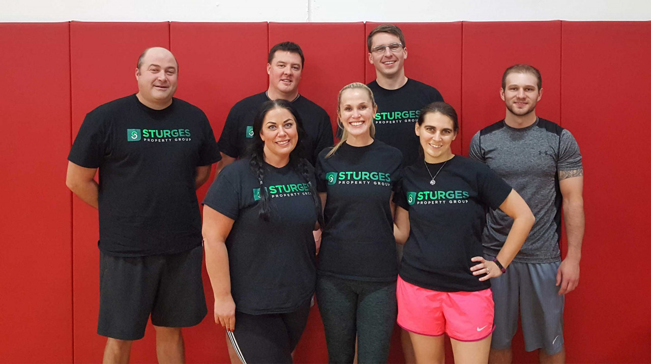 Sturges Property Group Volleyball Team