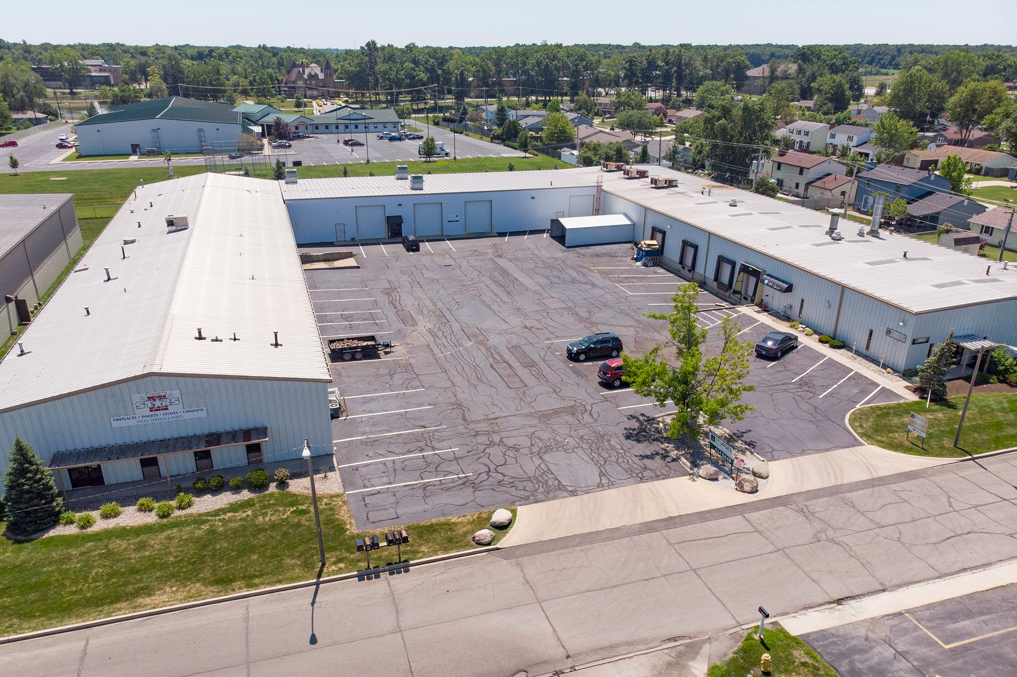 Lofty Drive, Fort Wayne industrial building available for sale