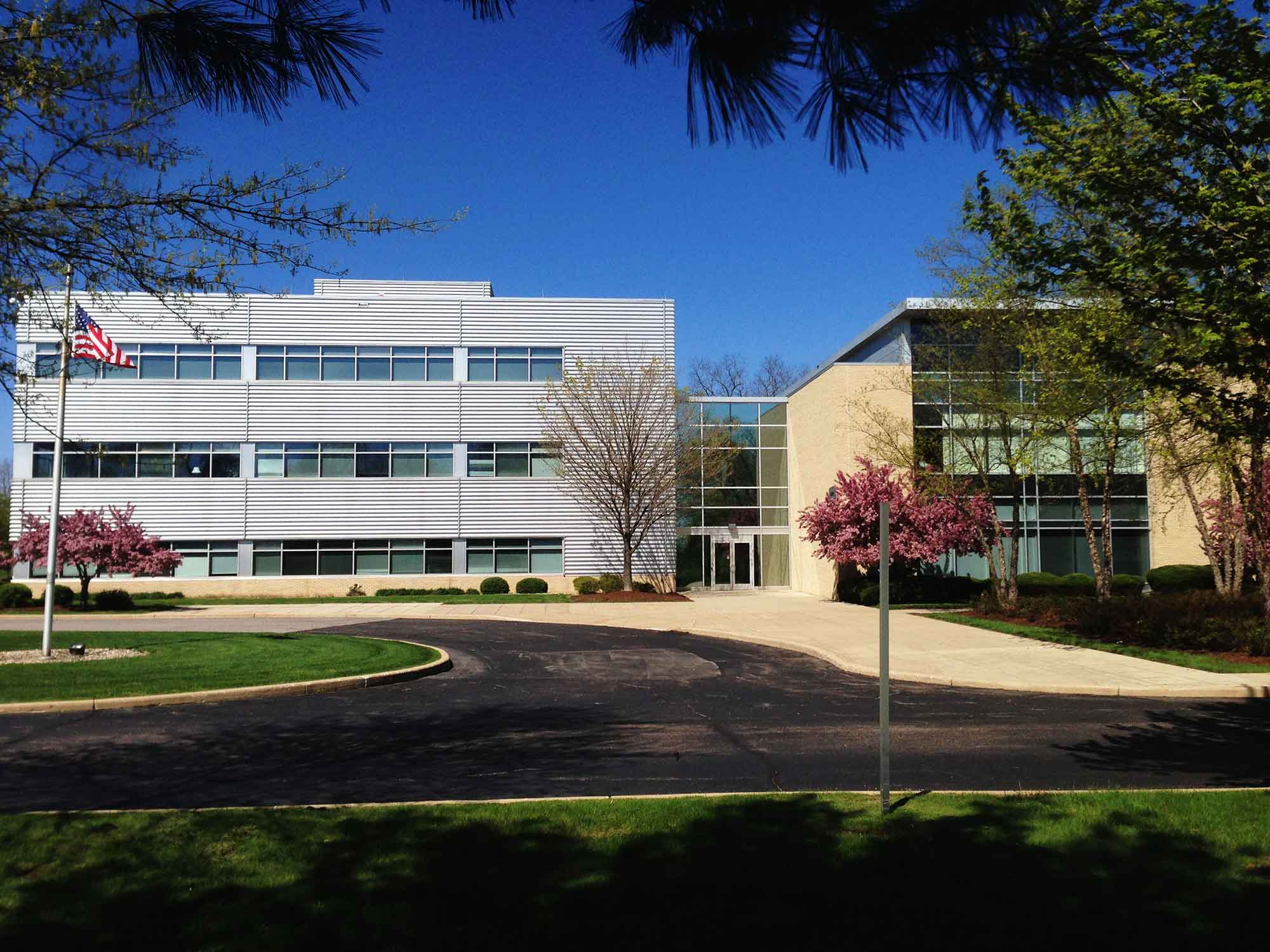 South Bend Blackthorn Corporate Office Park Building